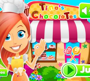 Tina's Chocolate