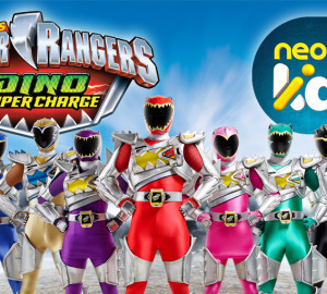 Pon tu voz a los Power Rangers