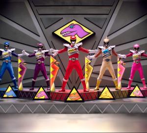 Estreno Power Rangers