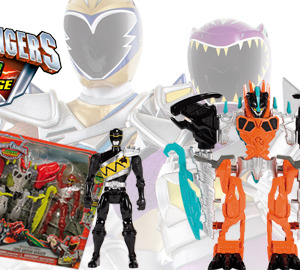 Jueguetes Power rangers dino super charge