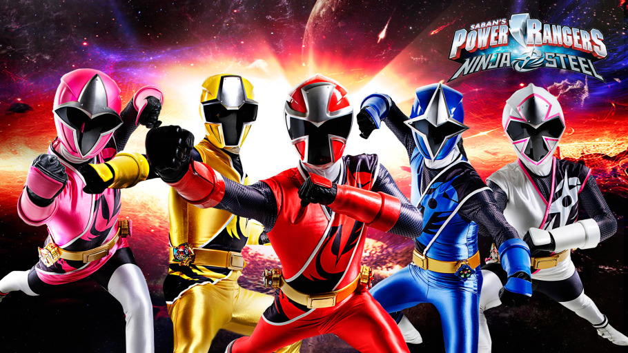 Fondo Power ranger ninja steel