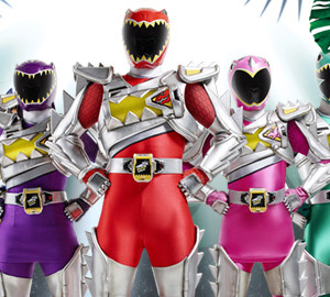 Test Power Rangers