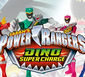 Sorteo Power Rangers