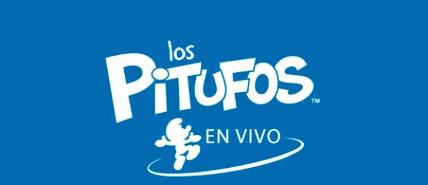 ¡Los Pitufos en vivo!